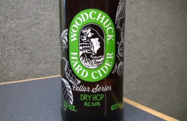 On Tap 6/27/14 Cider Fest Pt. 4 Woodchuck Dry Hopped