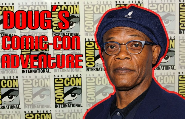 Doug's Comic-Con Adventure: Samuel L. Jackson