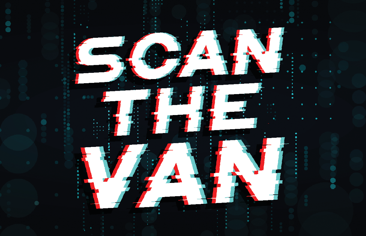 Scan the Van - Rewind 92 5Rewind 92 5